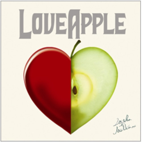 Beatles Cover Album LOVE APPLE